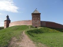 Veliky Novgorod Kremlin Stock Images