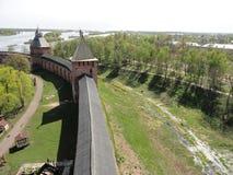 Veliky Novgorod Kremlin. Imagens de Stock Royalty Free