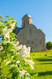 Veliky Novgorod, Russland Alte orthodoxe Kirche von Peter und von Paul bei Slavna in Veliky Novgorod, Russland Lizenzfreie Stockbilder
