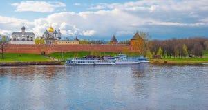 Veliky Novgorod Royalty Free Stock Image