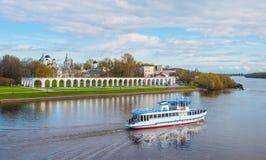 Veliky Novgorod Stock Image