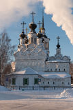 Veliky Ustyug, Church of the Ascension Stock Images
