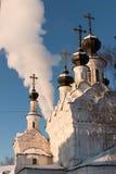 Veliky Ustyug, Church of the Ascension Stock Photo
