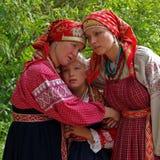 Veliky Vovgorod, Россия - 19-ое августа 2012 Музей деревянной архитектуры Vitoslavlitsy Стоковое Фото
