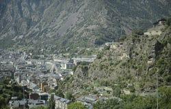 Velinos do la de Andorra, 2014 imagens de stock royalty free