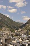 Velinos do la de Andorra, 2014 fotos de stock royalty free