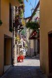 Velinos do la de Andorra do centro Foto de Stock