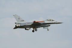 Velivoli dell'aereo da caccia Immagini Stock Libere da Diritti