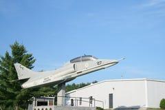 Velivoli di TA-4J Skyhawk Fotografia Stock