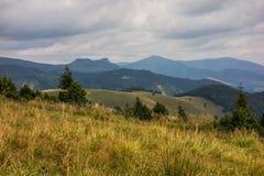 Velka Fatra. Mountains in Slovakia royalty free stock photo