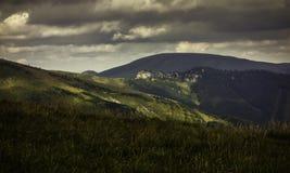 Velka Fatra. Mountains in Slovakia stock photo