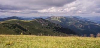 Velka Fatra. Mountains in Slovakia royalty free stock photography
