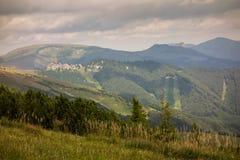 Velka Fatra. Mountains in Slovakia stock photography