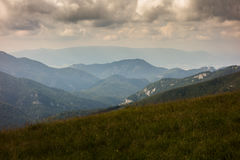 Velka Fatra. Mountains in Slovakia Royalty Free Stock Images