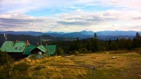 Velka raca-Словакия Стоковые Фото