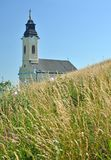Velky Kamenec church Royalty Free Stock Photo