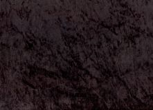 Velluti neri Shimmery Fotografie Stock Libere da Diritti