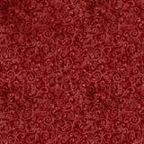 Velluto rosso 3 Fotografia Stock