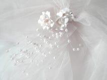 Velo de la boda Fotos de archivo libres de regalías
