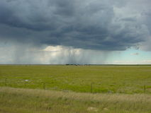 Velo de la lluvia Imagen de archivo libre de regalías