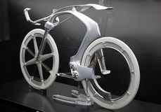 Velo Peugeot del prototipo Fotografia Stock