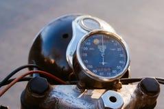 Velocímetro de la bici Imagen de archivo libre de regalías