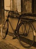 Velocípedo Foto de archivo libre de regalías