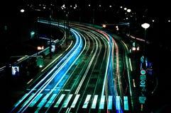 veloce Fotografie Stock