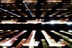 Velocidad de la luz Imágenes de archivo libres de regalías