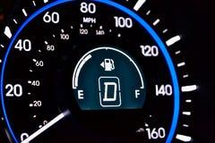 Velocidad del coche Imagen de archivo libre de regalías