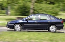 Velocidad del coche Foto de archivo libre de regalías