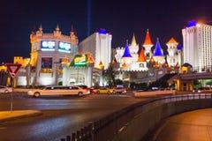 Velocidad en Las Vegas fotos de archivo