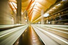 Velocidad ligera Fotografía de archivo