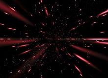Velocidad roja ilustración del vector