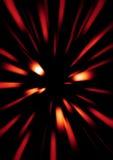 Velocidad roja Imagen de archivo libre de regalías