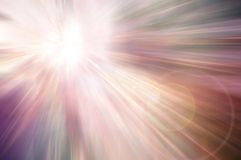 Velocidade à luz Imagens de Stock
