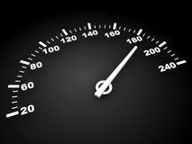 Velocidade ilustração stock