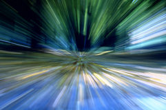 Velocidade Fotografia de Stock Royalty Free