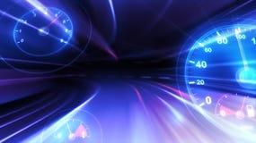 velocidade Imagem de Stock