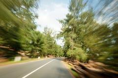 velocidade Fotografia de Stock
