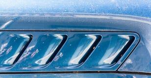 Velocidade azul Imagens de Stock Royalty Free