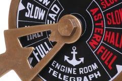 Velocidade cheia adiante imagens de stock royalty free