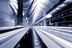 Velocidade clara Imagem de Stock