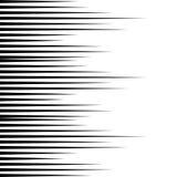 A velocidade da banda desenhada alinha o fundo do vetor Fotos de Stock Royalty Free
