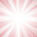 A velocidade da banda desenhada do vetor alinha o fundo ilustração do vetor