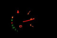 Velocidade do calibre de carro Imagens de Stock Royalty Free