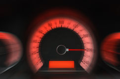 Velocidade do conceito Fotografia de Stock