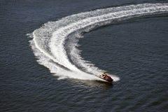 Velocidade e divertimento Foto de Stock Royalty Free