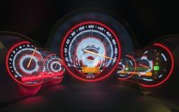 Velocidade sobre Imagem de Stock Royalty Free