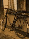 Velocipede Royalty Free Stock Photo
